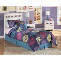 Zayley - Twin Panel Headboard