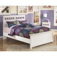 Zayley - Full Panel Footboard