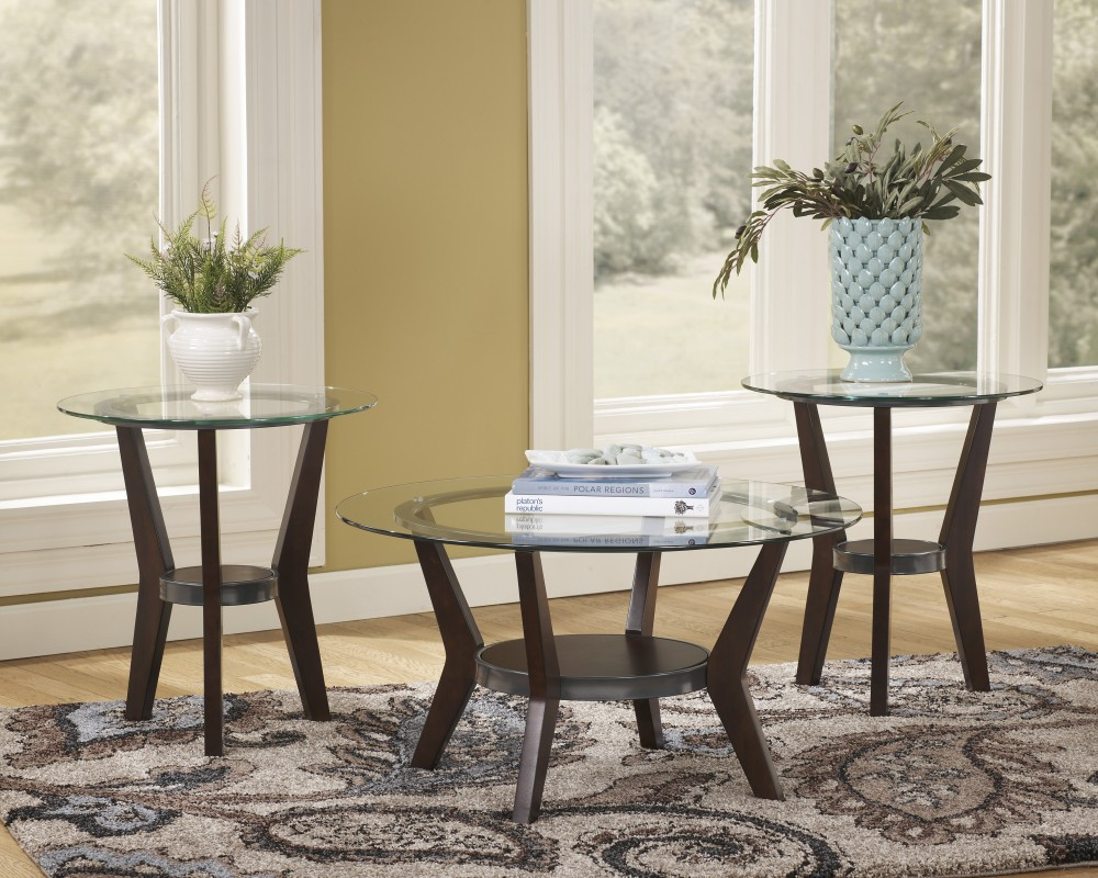 Fantell - Occasional Table Set (Set of 3)