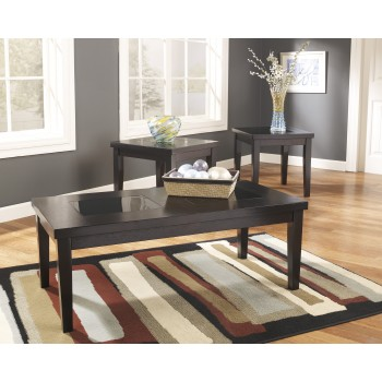 Denja - Occasional Table Set (Set of 3)