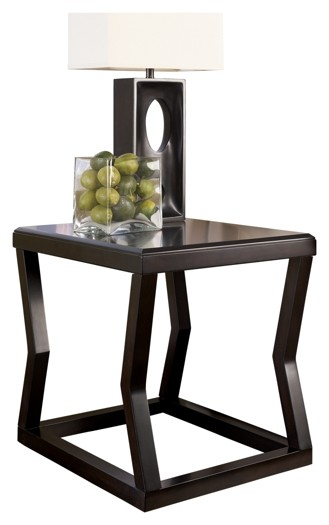 Kelton - Rectangular End Table