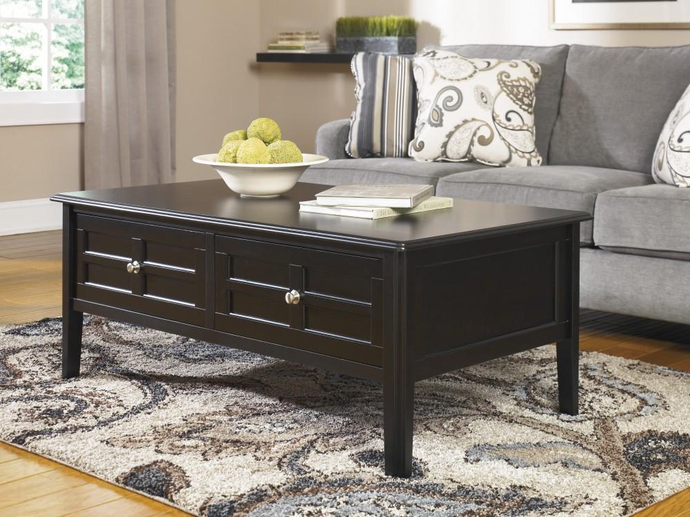 Henning - Rectangular Cocktail Table (Large)