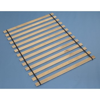 Day Bed Platform / Bed Frames / Bed Rails - Queen Roll Slats