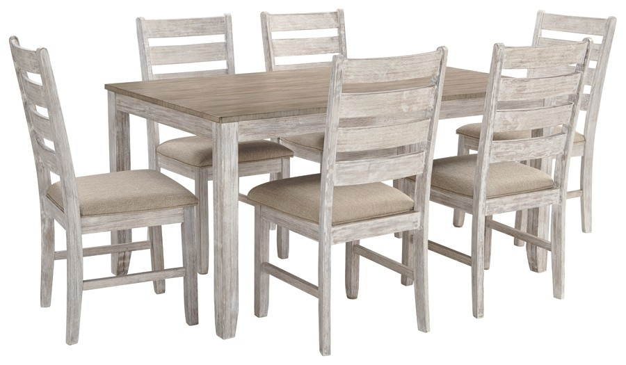 Skempton - Dining Room Table Set (7/CN)