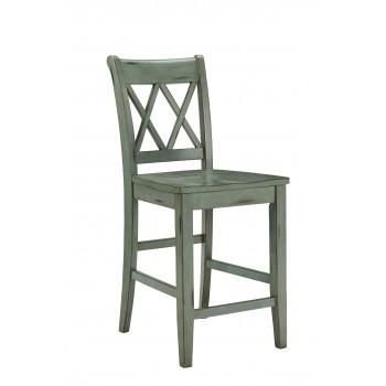 Mestler - Blue/Green - Barstool (2/CN)