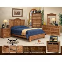 Laredo Star Bedroom Group