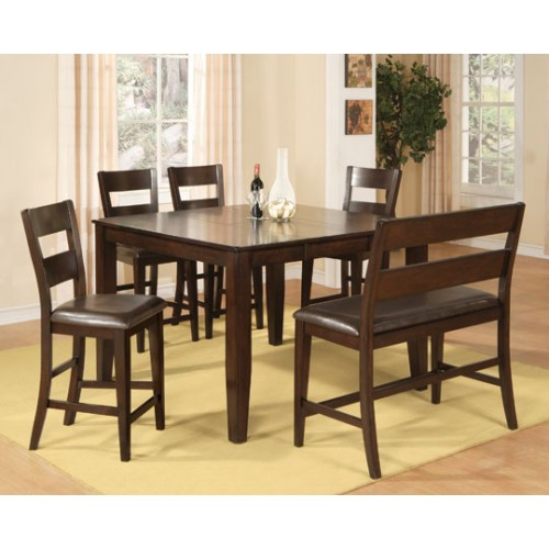 Hardy 5 Piece Pub Table Group
