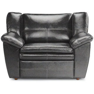 Leather Carmen Reclining Chair