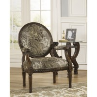 Martinsburg - Meadow - Showood Accent Chair