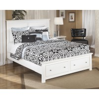 Bostwick Shoals - Q Platform Storage Footboard