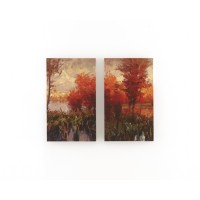Andie - Wall Art Set (Set of 2)