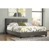 Masterton King Upholstered Footboard with Rails