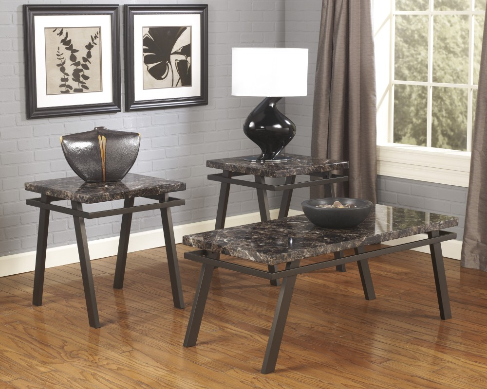 Paintsville - Occasional Table Set (Set of 3)