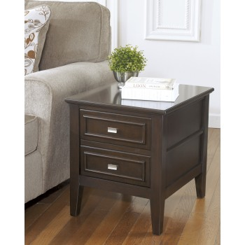Larimer - Rectangular End Table