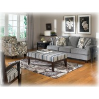 Yvette-Steel Living Room Group