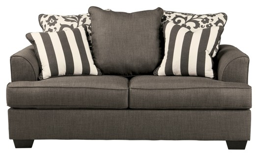 Levon - Charcoal - Loveseat