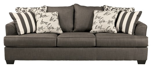 Levon - Charcoal - Sofa