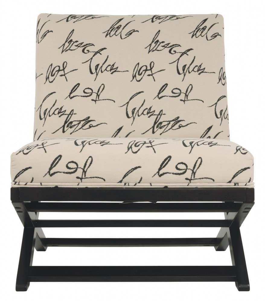 Ashley Furniture Toledo: Levon - Charcoal - Showood Accent Chair