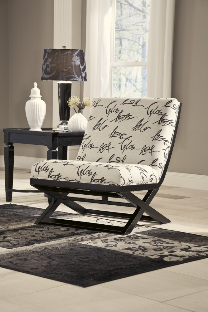 Fine Levon Charcoal Showood Accent Chair Machost Co Dining Chair Design Ideas Machostcouk