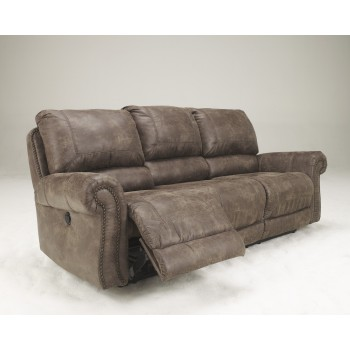 Oberson - Gunsmoke - Reclining Power Sofa