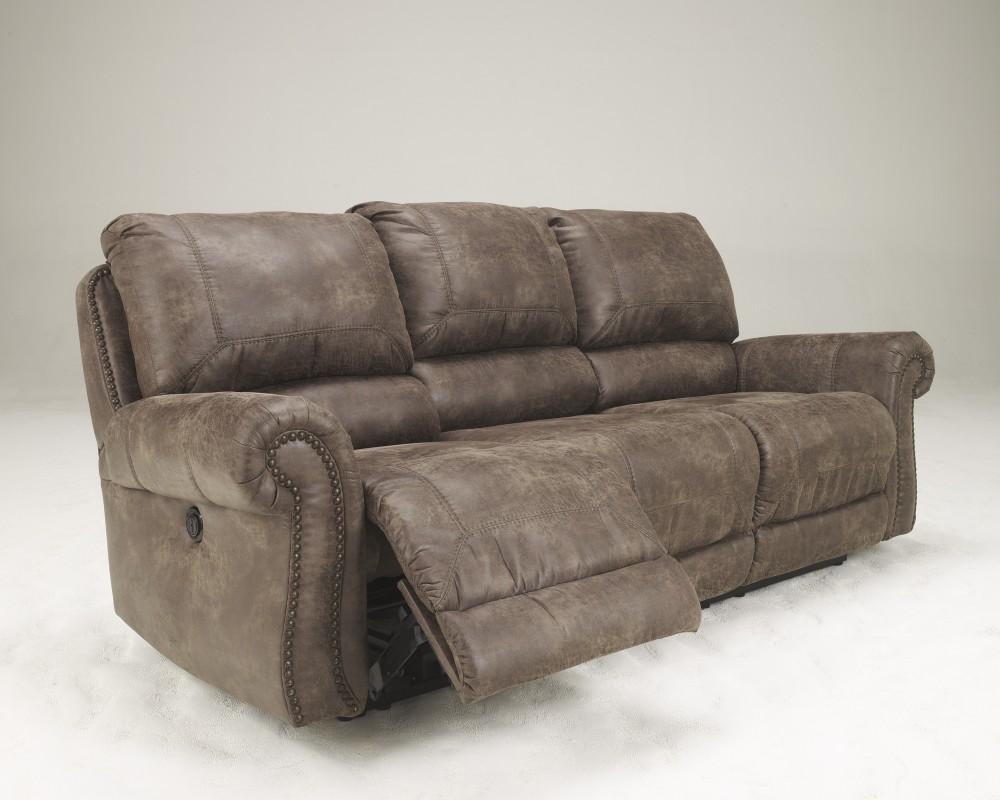 Oberson - Gunsmoke - Reclining Sofa