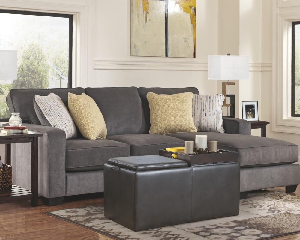 Hodan Marble Sofa Chaise 7970018 Sofas Naturally