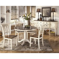Whitesburg - Round Dining Room Table Top