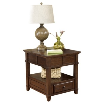 Gately - Rectangular End Table