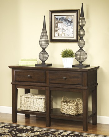 Excellent Gately Console Sofa Table Ibusinesslaw Wood Chair Design Ideas Ibusinesslaworg