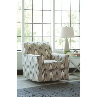 Braxlin - Sepia - Swivel Chair