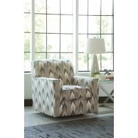 Juri - Sepia - Swivel Chair