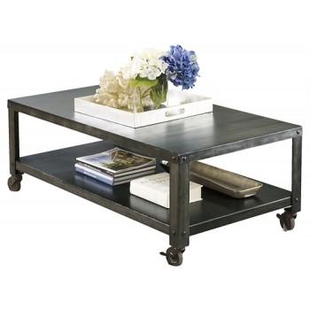 Hattney - Rectangular Cocktail Table