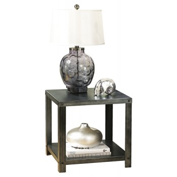 Hattney - Square End Table