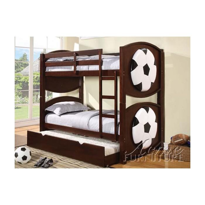 Genial All Star Soccer Bunk Beds