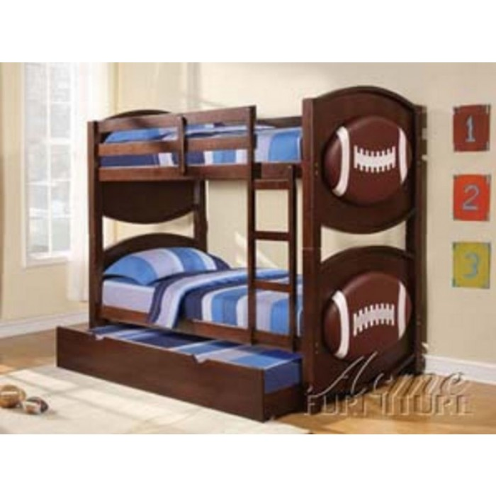 All Star Football Bunk Beds 11956 Bunk Beds Mattress And