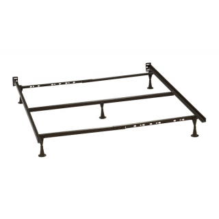 Queen/King Metal Frame with Center Support