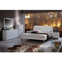 Oslo White Bedroom  Group