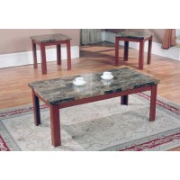Coffee Table and 2 Ends