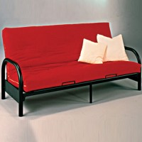 Futon Frame and Futon Mattress