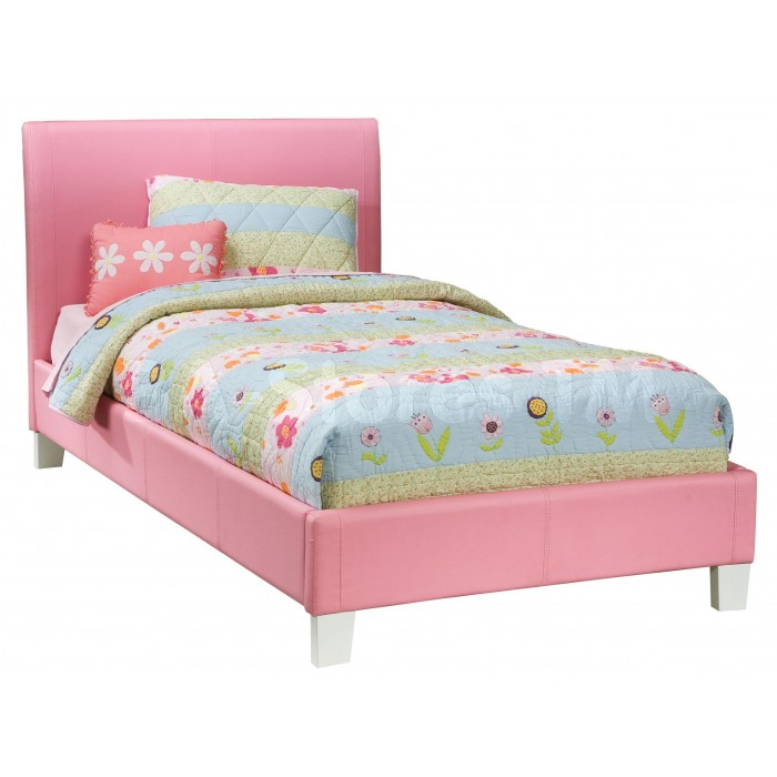 Pink Bed | Pink Bed Twin | Beds | Price Busters Furniture