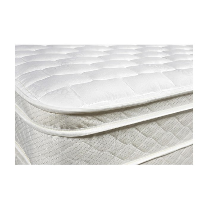 Dream Well Pillow Top Twin Mattress and Box Spring