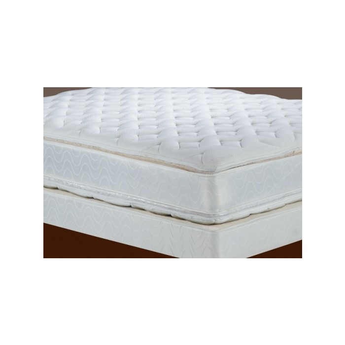 Double Euro Top Mattress and Boxspring (Full)