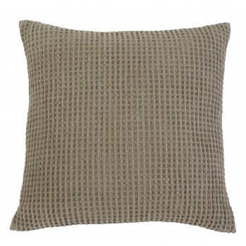 Patterned - Brown - Pillow Cover