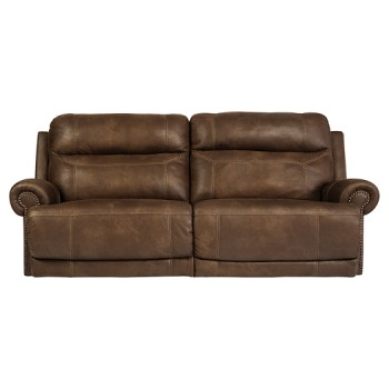 Austere - Brown - 2 Seat Reclining Sofa