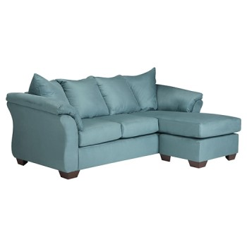 Darcy - Sky - Sofa Chaise