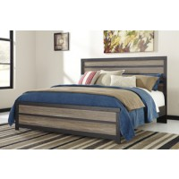 Harlinton King Panel Footboard