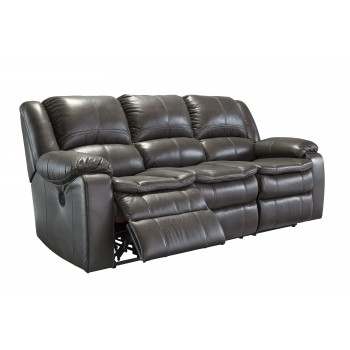 Long Knight - Gray - Reclining Sofa