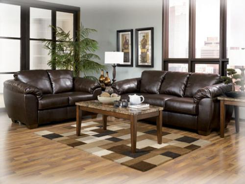 Durablend Cafe Living Room Group 98800 Group Leather Living