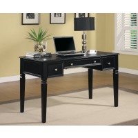 Rich Black Desk - 800913
