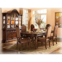 North Shore Leg Table  Dining Room Group